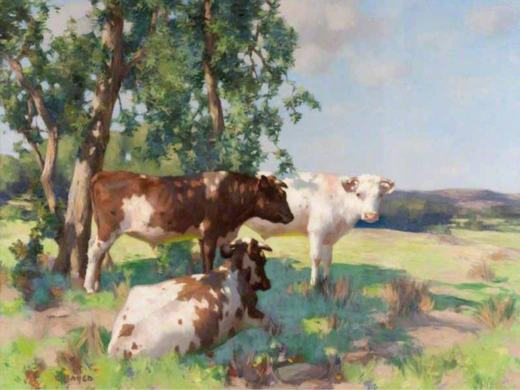 Midsummer, David Gauld (1867–1936)