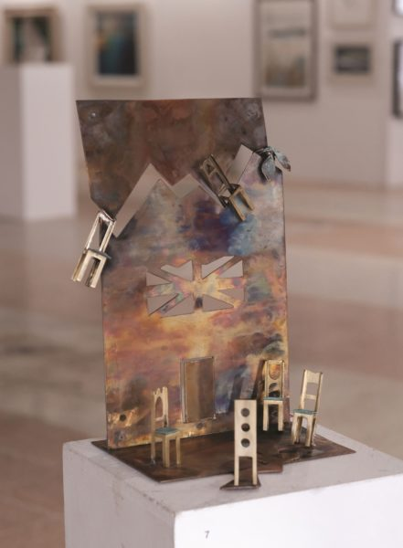 fuXit, Lyn Wolfson, sculpture