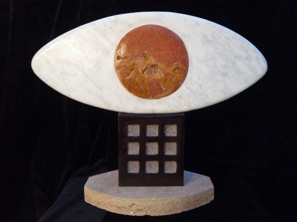 Archetype, Tom Allan, marble, travertine, slate