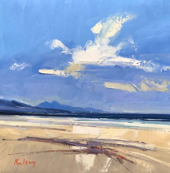 Driftwood on Islay, Robert Kelsey