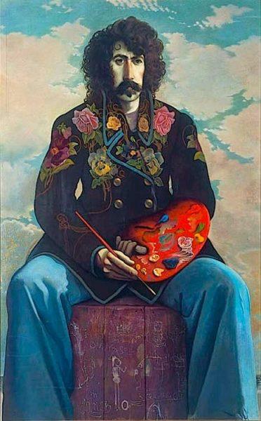 artist, John Byrne