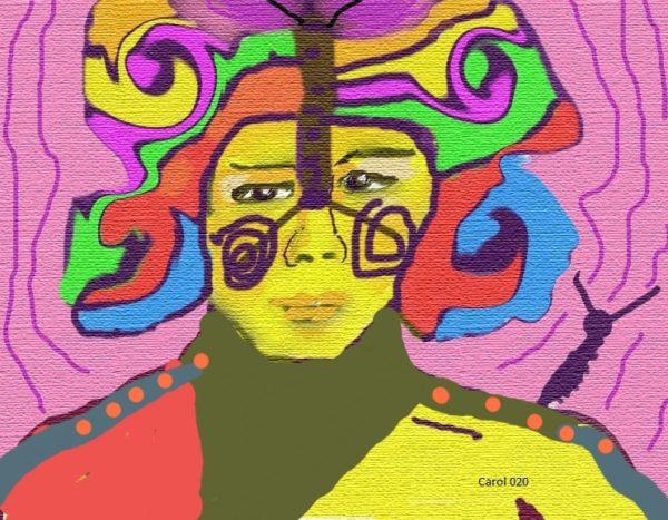 Butterfly, Carol Elizabeth Morrow