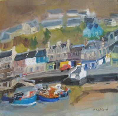 Harbour Street, Alma Wolfson