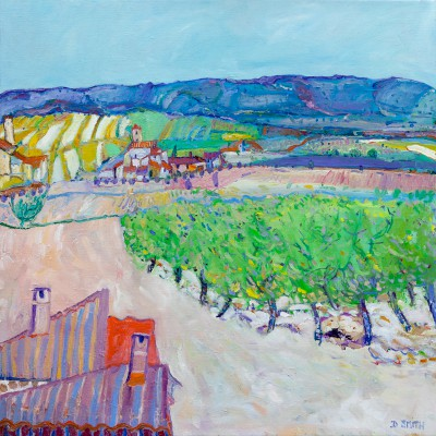 Vineyards Lezignan, David Smith