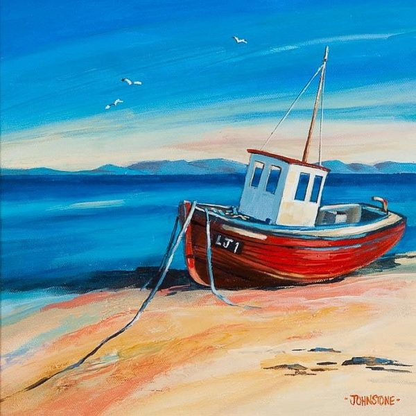 Read Boat at rest, Lynne Johnstone