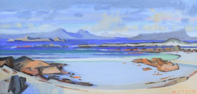 Ardnamurchan Jura, Mike Healey
