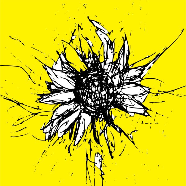 Sunpower, Simone Whiteford, #363:  digital art, 101.6x101.6cm