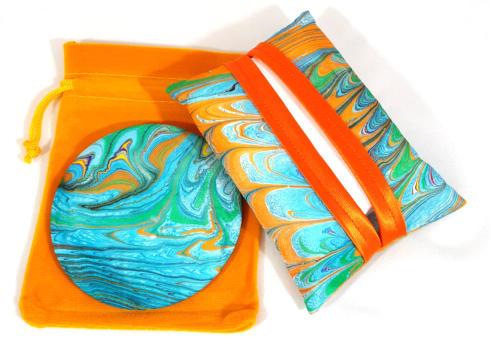 Textile Purse