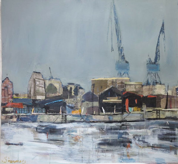 Clydeside Journeys, Connie Simmers