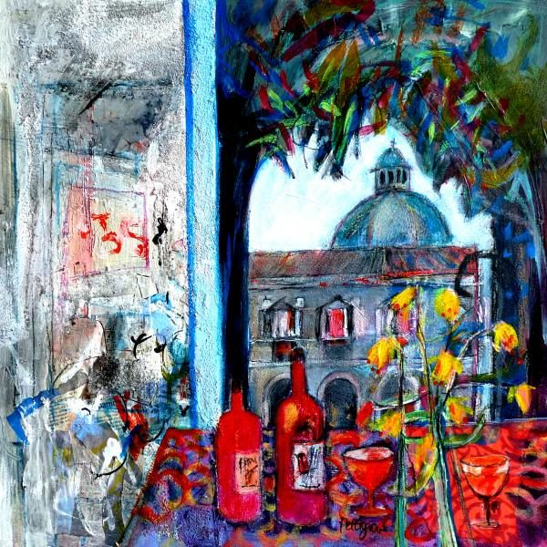 Have you been to Bologna, Jennifer Pettigrew