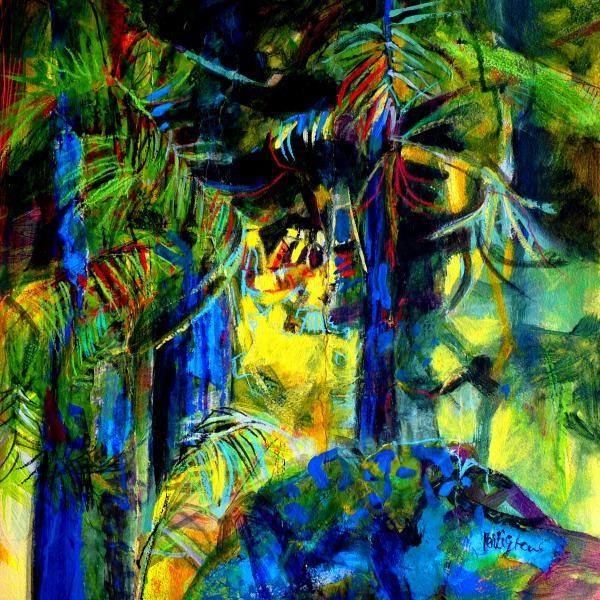 Patterns in the Trees Madeira, Jennifer Pettigrew