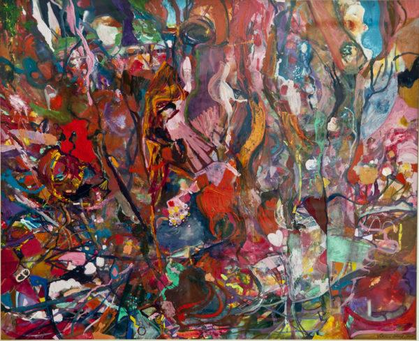 Cuban Fantasy, Patricia Sharp
