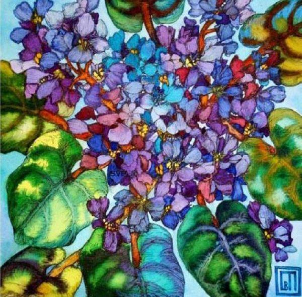 Violets, Sofia Perina-Miller