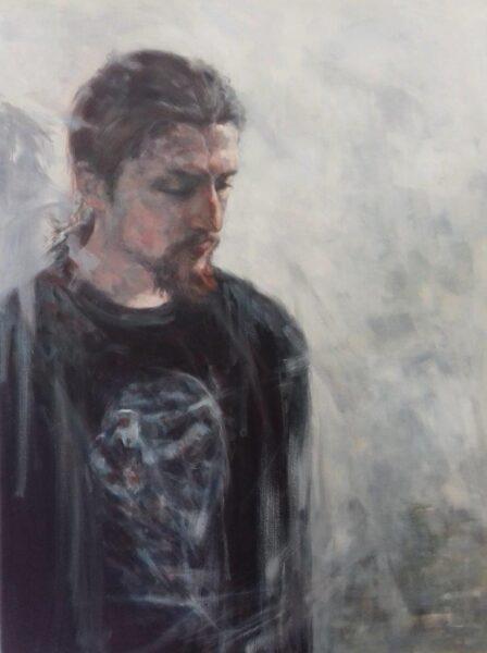 Callum, Jacqueline Westland, 60x80x2cm