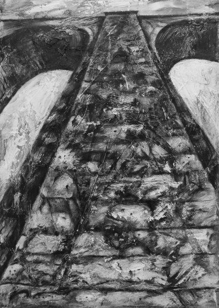 Nairn Viaduct Skyward