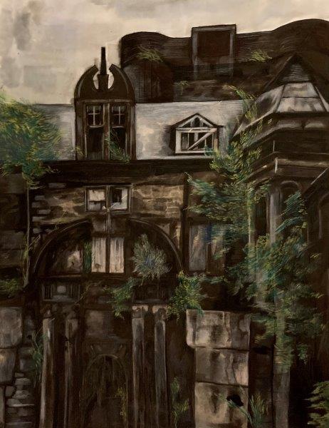The Old Royal Alexandra Infirmary, Paisley