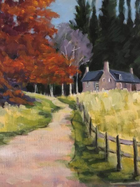 Glentanar Estate, Deeside, Doreen Williams